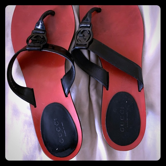 Gucci Shoes | Used Sandals | Poshmark